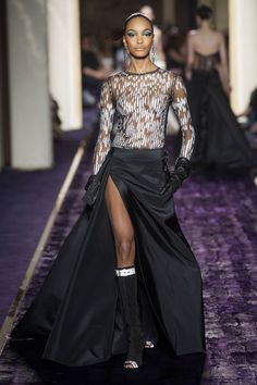 The Couture Week Looks We Hope to See on the Red Carpet: It's rather fitting that in the middle of Summer, when fashion seems to be at its faintest (there's only so much you can do with a tank top, sandals, and cutoffs), Paris Haute Couture Week brings one of the most dramatic displays of opulence.