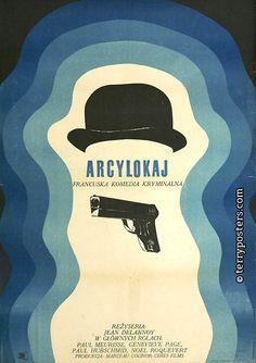 Jacek  Neugebauer, 1966 - polish poster