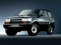 1989-94 Toyota Land Cruiser 80
