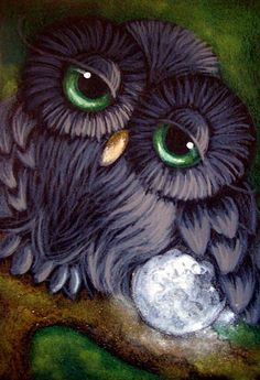 Google Image Result for http://www.ebsqart.com/Art/Gallery/Acrylics-Colored-Pencils-Pastels-Glitter/607149/650/650/FANTASY-SLEEPY-EYES-OWL-3.jpg
