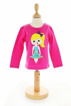 T-shirt ballerine  www.madamemanu.be