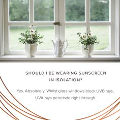 This is a timely reminder to protect your skin from UV damage, even while spending more time at home. Uva Rays, Wear Sunscreen, Your Skin, Science, Flag