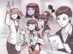 "Miraculous ""Rebirth of The Ladybugs"" Comic Dub ft. Princess Sakura Serenity"