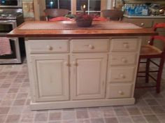 Kitchen Remodel - traditional - kitchen islands and kitchen carts - tampa - DutchCrafters Amish Furniture