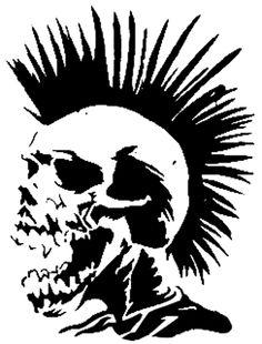 punk logo - Hledat Googlem