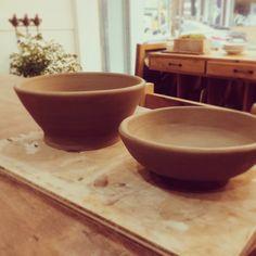 Ceramic 도자기 작업
