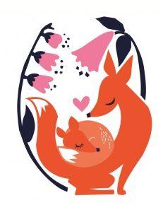 ~Foxy Love: tatoeage vosjes via Djello~