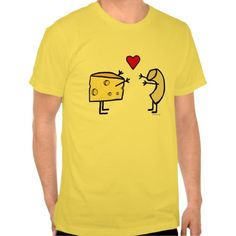Macaroni and Cheese T-T Shirt, Hoodie for Men