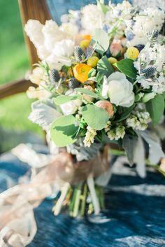 FolkLure: Rite of Spring wedding inspiration  FolkLurenj.com 📷 Sylvia Inez Photography sylviainez.com