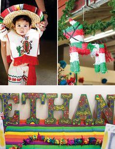 Fabulous Fiesta First Birthday