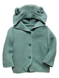 Bear sweater hoodie