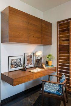 69 Trendy home studio interior decoration Study Table Designs, Study Room Design, Design Bedroom, Home Office Design, House Design, Home Furniture, Furniture Design, Studio Furniture, Study Furniture Ideas
