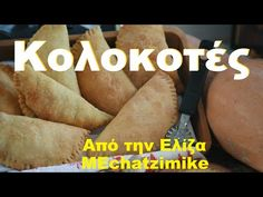 Pumpkins - Cypriot pumpkin pies and in a twist from Eliza Cypriot Food, Greek Cooking, Greek Recipes, Butternut Squash, Sweet Potato, Make It Simple, Sweets, Vegetables, Youtube