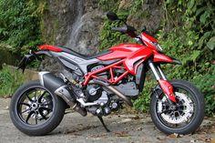 Ducati Hypermotard, mais que uma supermoto