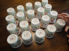 Magic Number Cups: Six Math Games With Paper Cups from Learners in Bloom