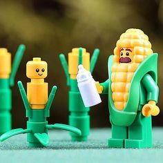 """Baby Corn"" Congratulations to the LEGO HUB Photographer of the Day: . ..."