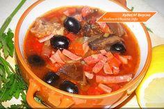 Рецепты 10 самых вкусных супов   Худеем Вкусно