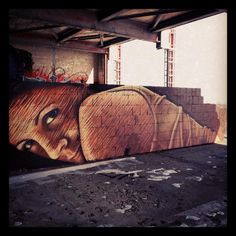 I'm watching you….at the old abandoned spy station – Teufelsberg