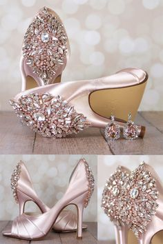 6aa83b2f1e06 244 Fascinating Custom Wedding Shoes images in 2019