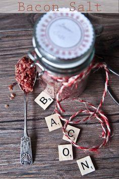 Bacon salt - perfect man gift