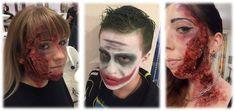 Happy Halloween! Wir sind für morgen bereits in bester Halloween-Stimmung! #Halloween #Grusel #TeamWilhelmsburg #TeamKirchberg #TeamKranzbichlerstraße #TeamEichendorffstraße #FriseurStippinger #SanktPölten #StPölten #Wilhelmsburg #Kirchberg – hier: Österreich. Happy Halloween, Carnival, Halloween Face Makeup, Mood, Hairdresser, Mornings, Mardi Gras
