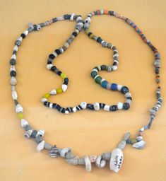 گردنبند سنگی –شوش- موزه ملی ایران Sassanid, Beaded Bracelets, Jewelry, Jewlery, Jewerly, Pearl Bracelets, Schmuck, Jewels, Jewelery