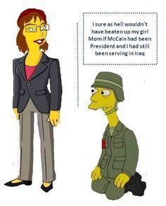 Sarah Palin's Logic Off-Track?