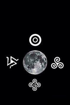 Symbols of Teen Wolf