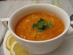 Tavuk Corbasi - Chicken Soup Recipe