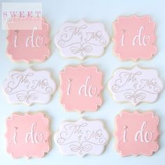 wedding cookies                                                       …