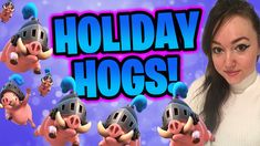 This is the best deck for Holiday Hogs challenge in Clash Royale 2020. You can get 9 wins in this challenge on your first try 100%. Mega Knight Bomb tower deck with Bomber. #clasher #clash #holdiayhogs Cool Deck, Clash Royale, Cat Ears, In Ear Headphones, Knight, Tower, Challenges, Good Things, Holiday