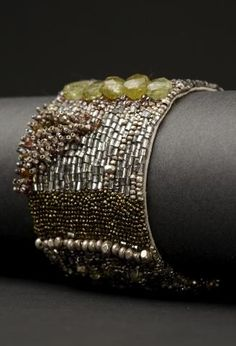 Japanese Roof Couture Cuff