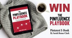 The Pinfluence Playbook Giveaway!