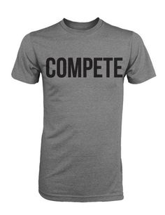 Toddler #Compete tee!