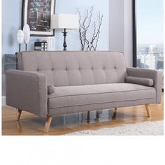 The Ethan Grey Fabric Sofa Bed is big enough for two people to sleep on – or for one person to stretch out like a starfish on! Whatever or whoever you need a sofa bed for, the Ethan grey fabric variety is an excellent choice if you're looking for modern s Lovely Sofas, Contemporary Sofa Bed, Contemporary Sofa, Sofa, Fabric Sofa, 3 Seater Sofa Bed, Living Room Design Decor, Small Sofa, Fabric Sofa Bed
