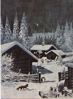 Jultomten - Harald Wiberg