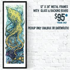Pretty Cool, How To Look Pretty, Paper Products, Silk Screen Printing, All Print, Octopus, Frames, Cool Stuff, Fit
