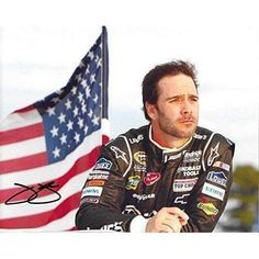 Jimmie Johnson, Nascar, No. 48, Lowe's Chevrolet for Hendrick Motorsports, Signed, Autographed, 8x10 Photo, a COA with the Proof Photo of Jimmie Signing Will Be Included,
