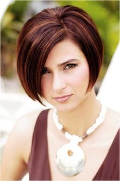 Latest Short Hairstyles for Beautiful Girls