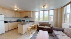 Explore Davis | Jones | Morgan | Rich | San Juan | Summit | Wasatch Halls Apartment in 3D
