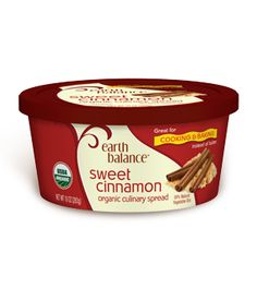 If you haven't used the Earth Balance Sweet Cinnamon Spread yet, you are missing out on the best cinnamon toast of your life.