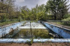 Abandoned Camp by milfodd on Flickr.