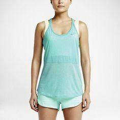 Nike Dri-FIT Cool Burnout Women's Tennis Tank Top