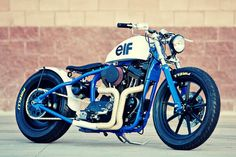Harley Del Ray by DP Customs