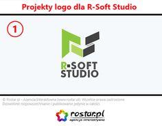 "Check out new work on my @Behance portfolio: ""Projekt logo dla R-Soft Studio 01"" http://on.be.net/1LUAnXv"