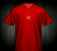7effb33da Czechoslovakia home shirt for the 1960 European Championship.