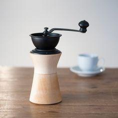 MokuNeji×Kalita/モクネジ×カリタ 天然木を使用した手挽きコーヒーミル(COFFEE MILL)/コーヒーグラインダー 通販 - ディノス