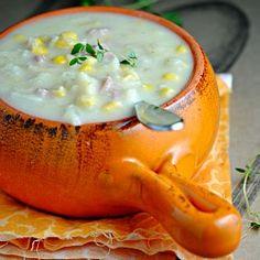 Crock Pot Potato-Corn Chowder
