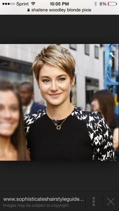 Divergent star.....I need a cut like this :)