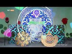 Ebru Sanatını Sanatçı Garip Ay Anlatıyor - Harika Türkiye - TRT Avaz - YouTube